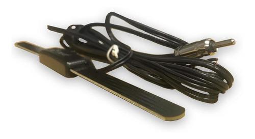 Antena Universal Electrónica Am Fm Parabrisas Permak 250mm