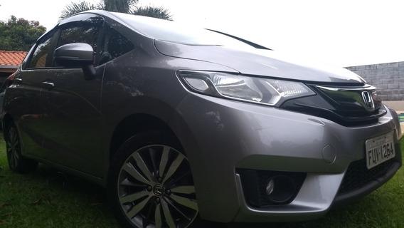 Honda Fit Unica Dona Excelente Estado Pronto Para Viajar.