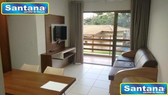03136 - Apartamento 2 Dorms. (1 Suíte), Fazenda Santo Antônio Das Lages - Caldas Novas/go - 3136
