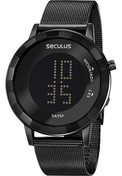 Relógio Seculus Feminino Original Garantia Nfe