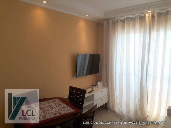 Apartamento Com 2 Dormitórios À Venda, 52 M² Por R$ 219.000,00 - Jardim Santa Terezinha - Taboão Da Serra/sp - Ap0053