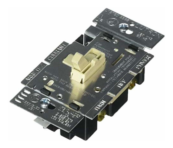 Bryant Electric Ray600pi Controles De Iluminación,