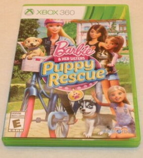 Barbie Y Sus Hermanas Rescate De Mascotas - Xbox 360