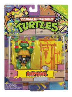 Tortuga Ninja Original Raphael Colección Clásica 1988 Nueva!