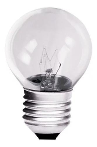 Lampada E27 40w Bolinha - Forno/fogão Alta Temperatura