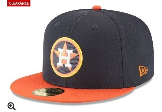 Gorra Houston Astros New Era Mlb Batting Practice Prolight 5