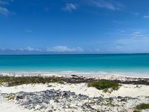 Imagen 1 de 10 de Terreno Isla Blanca Venta Frente De Playa