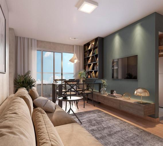 Apartamento À Venda Em Parque Industrial - Ap006649