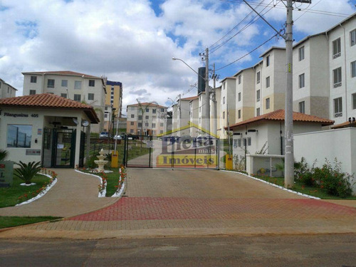 Imagem 1 de 9 de Apartamento Residencial À Venda, Vila São Francisco, Hortolândia. - Ap0888