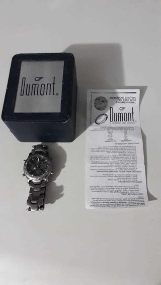 Relógio De Pulso Dumont