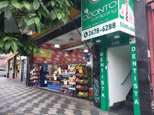 Loja Comercial À Venda, 500 M² Por R$ 5.500.000 - Santana - São Paulo/sp - Lo0004