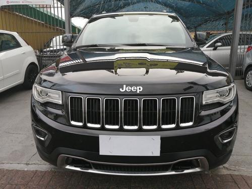 Jeep Gran Cherokee Ltd 3.6  4x4 At 2014