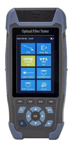Otdr Sm Fts Osm D320p24, Multi Testador De Fibra/rj45 7 Em 1