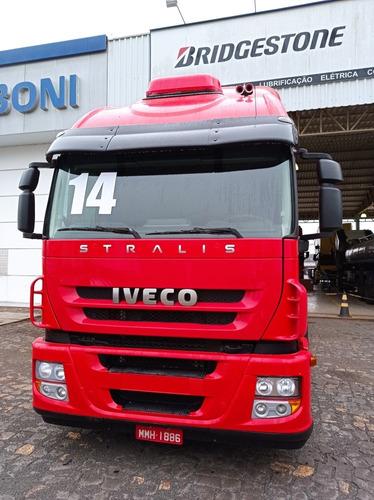 Imagem 1 de 8 de Iveco Stralis 600s44t 6x2