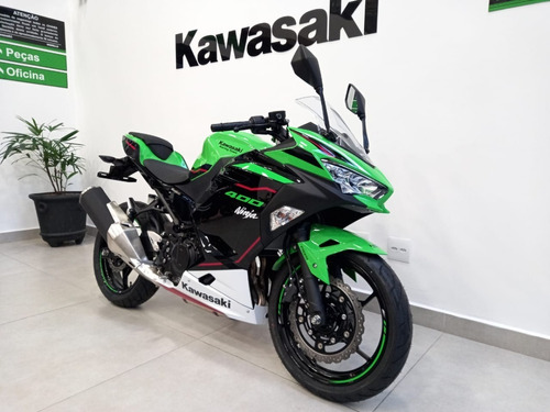 Kawasaki Ninja 400cc Abs2021 0km Krt  - 3