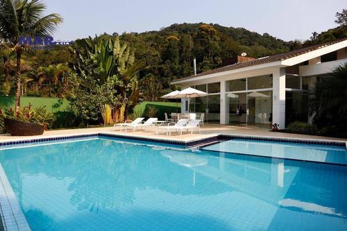 Casa Com 4 Dormitórios, 530 M² - Venda Por R$ 6.498.000,00 Ou Aluguel Por R$ 28.000,00/mês - Marina Guarujá - Guarujá/sp - Ca0786
