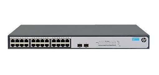 Switch Hp 24 Port V1420-24g-2sfp Jh017a