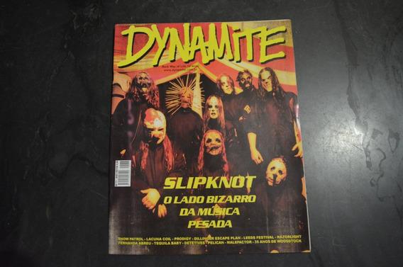 Dynamite 77 Slipknot Revista