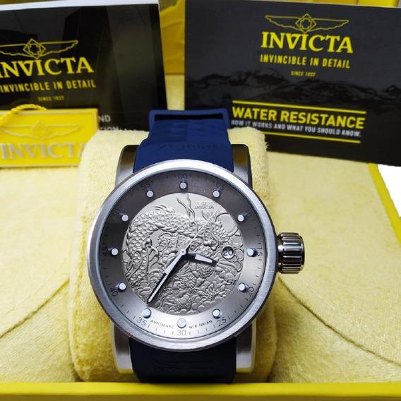 Relógio Invicta Yakuza S1 Lindíssimo Original / Nota Fiscal