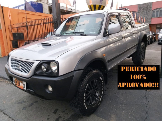 L200 Outdoor Hpe 2.5 4x4 Cabine Dupla Impecável!!!