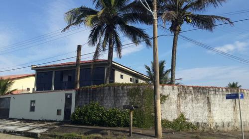 (ref: 5196) Casa De Frente Ao Mar - Peruíbe/ Sp