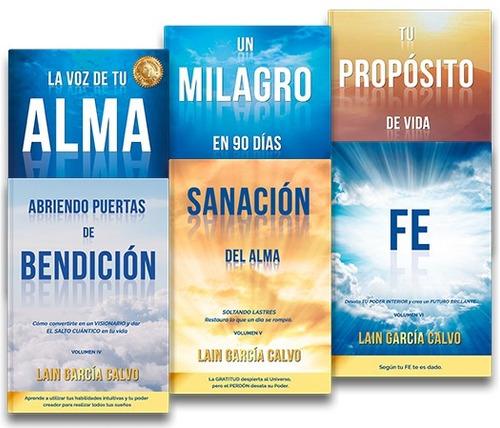 Imagen 1 de 8 de Saga Completa La Voz De Tu Alma (6 Libros) - Lain Garcia
