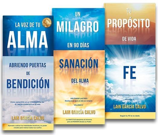 Saga Completa La Voz De Tu Alma (6 Libros) - Lain Garcia