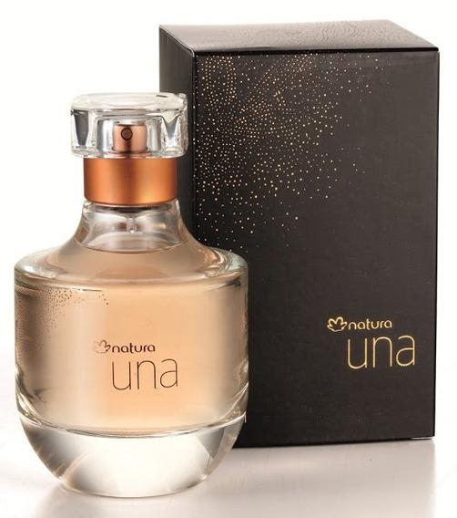 Natura Una Deo Parfum Feminino - 75ml Prod Original
