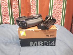 Grip D600 Nikon Mb-d14 Original