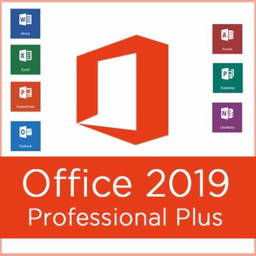 Office 2019 Professional (32/64 Bits) + Tutorial