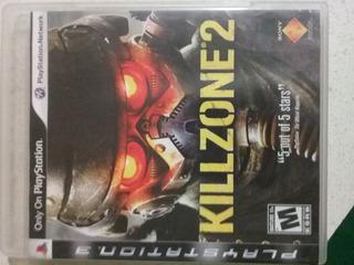 Juego Kill Zone 2 Ps3