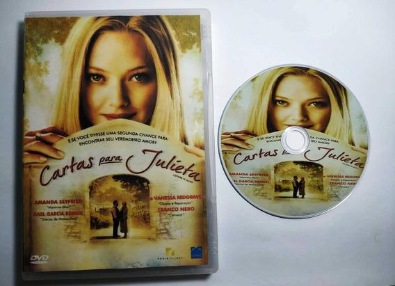 Dvd Filme - Cartas Para Julieta (2010) Dublado