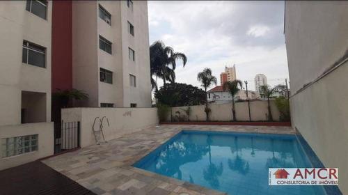 Imagem 1 de 22 de Apartamento Com 2 Dormitórios À Venda, 50 M² Por R$ 350.000,00 - Vila Formosa - São Paulo/sp - Ap0827