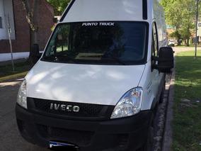 Vendo Iveco Daily 3.0 Furgon 55c16 H2 155cv 12.3m3 3300