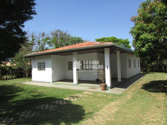 Chácara À Venda No Condomínio Chácara Residencial Paraíso Marriot Em Itu/sp - Ch0451