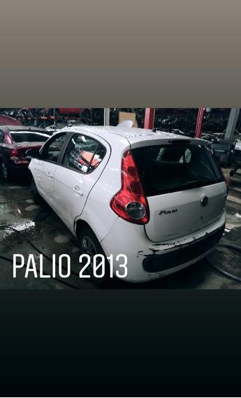 Sucata Fiat Palio 2013 (novo Palio) Para Retirada De Peças