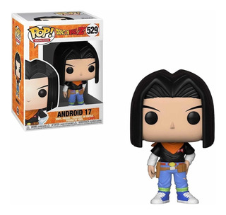 Funko Pop Dragon Ball Z- Android 17 #529 - Nuevo - Nextgames