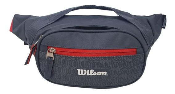 Exclusiva Riñonera Wilson W-5000 100% Original Importada