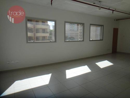 Sala, 48 M² - Venda Por R$ 242.500,00 Ou Aluguel Por R$ 1.000,00/mês - Jardim Botânico - Ribeirão Preto/sp - Sa0195