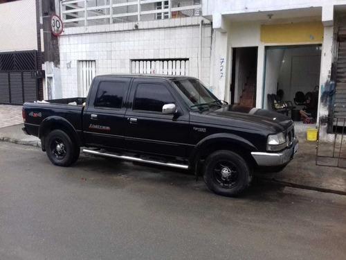 Imagem 1 de 2 de Ford Ranger 2004 2.8 Xl Cab. Dupla 4x4 4p