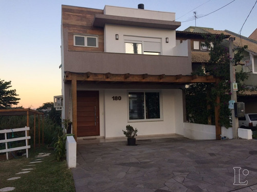 Casa Em Aberta Dos Morros Com 3 Dormitórios - Lu273168