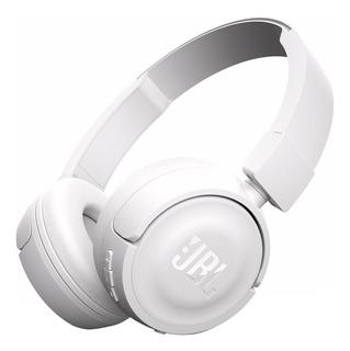 Audífonos inalámbricos JBL T450BT blanco