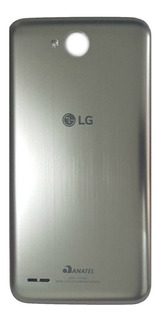 Tampa Da Bateria Lg K10 Power Tv M320 Titanium 100% Original