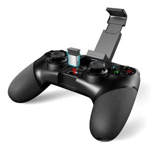 Controle Joystick Bluetooth Wereless Ipega Pg-9076 12x S/j