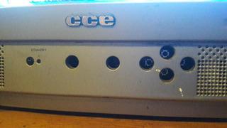 Televisor Cce 14 Pulgadas Control Remoto Para Revisar