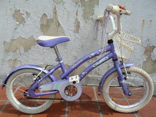 Sucata Bicicleta Olmo Winona Rodado 16 Permuto Ps3/ps4 Usada