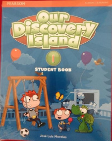 Our Discovery Island 1 - Student Book Pack With Cd - Novo