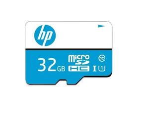 Cartão De Memória 32gb Classe 10 Micro Sd Hp Original