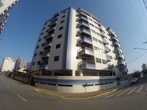 Cobertura Com 3 Dormitórios À Venda, 112 M² Por R$ 144.000 - Mirim - Praia Grande/sp - Co0021