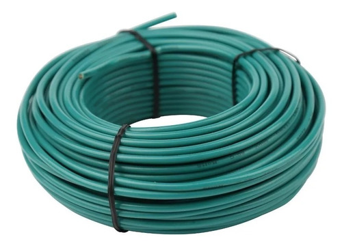 Cable 18 Thw Awg Pvc 105°c 600v X 50 Metros Cabel